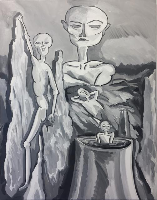 , 'Untitled,' 2017, Dawid Radziszewski