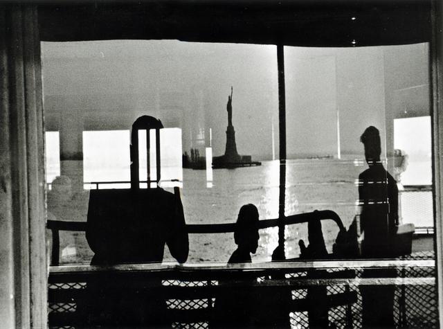 , 'Staten Island Ferry,' 1954, Bruce Silverstein Gallery