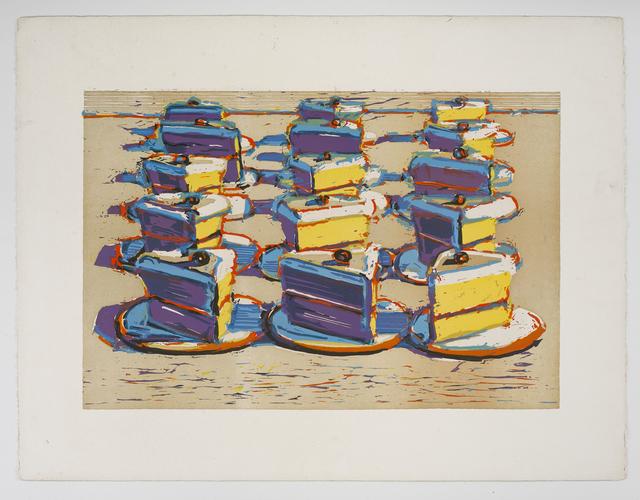 , 'Boston Crèmes,' , Frederick Mulder