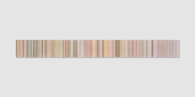 Tim Bavington, 'White Room', 2017, Mark Moore Fine Art