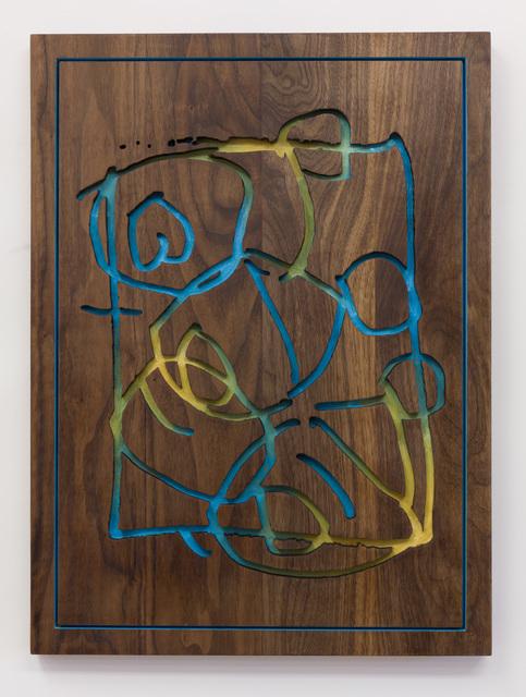, 'Faded Prospect,' 2018, Anat Ebgi