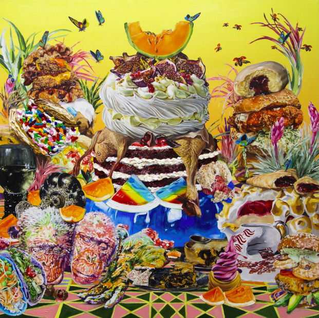 Christina Nicodema, 'The Tower of Babel, Bushmeat', 2019, See You Next Thursday