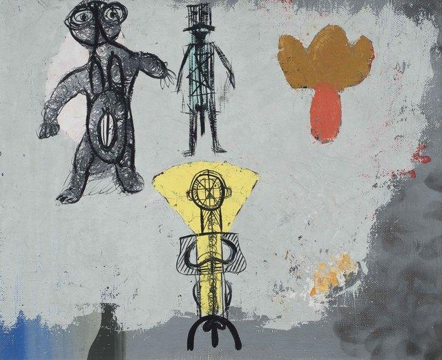 Victor Brauner, 'La récapitulation de l'amour', 1934, Alon Zakaim Fine Art