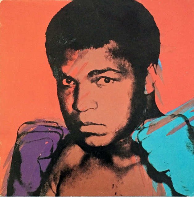 Andy Warhol, 'Warhol Athletes Series (1970s announcement)', 1977, Lot 180