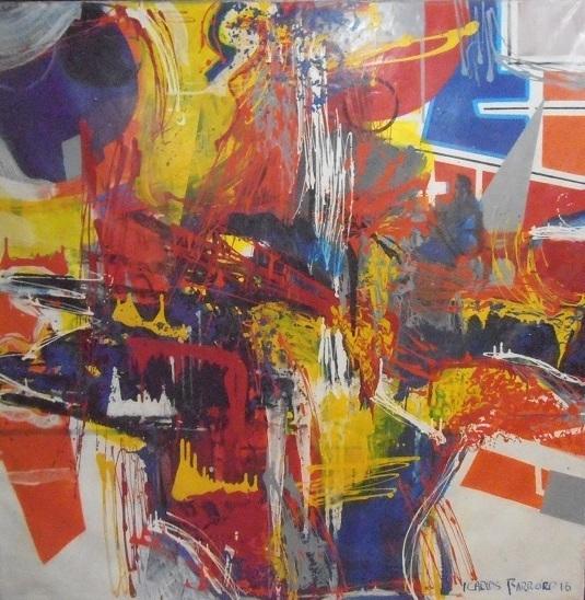 , 'Untitled,' 2016, Lars Kristian Bode