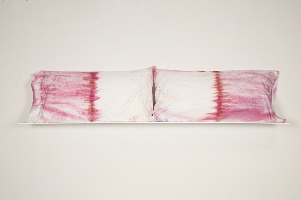 Untitled (Pillows 4, Topanga, CA)