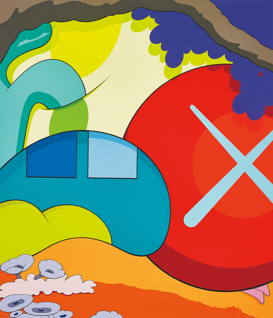 KAWS, 'You Should Know I Know', 2015, Phillips