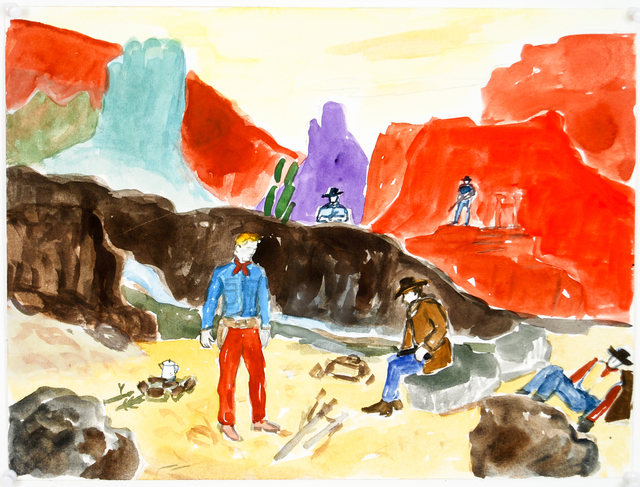 , 'Camp,' 2014, Artspace111