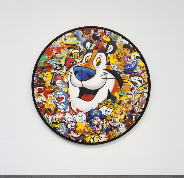 , 'Made in China Tony The Tiger,' 2013, Kiasma Museum of Contemporary Art