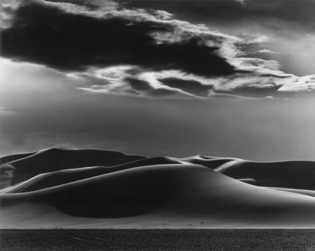 Brett Weston, 'Dunes & Clouds, Shoshone', 1969, Michael Hoppen Gallery
