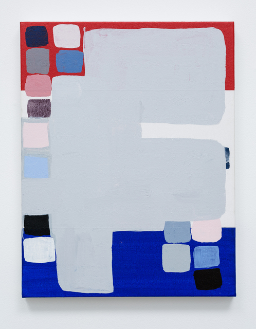 , 'Red, White, Blue, Black,' 2016, Meliksetian | Briggs