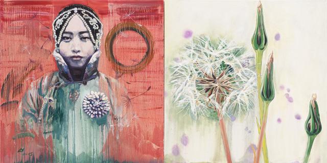 , 'Dandelion 13 ,' 2015, Turner Carroll Gallery