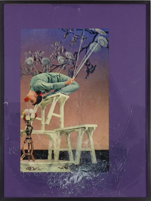 Barbara Bloom, 'Balance #7 (Girl Acrobat)', 2001, Tracy Williams, Ltd.