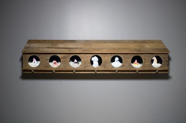 , 'Social Media ,' 2017, Bernice Steinbaum Gallery