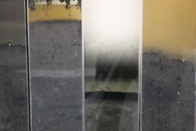 , 'Variants (Lake Ontario mud),' 2016, Robert Kananaj Gallery