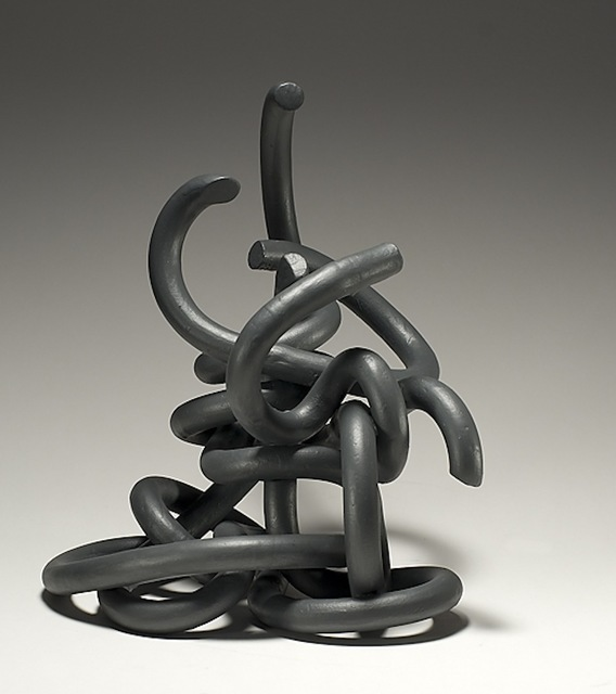 , 'Re:Coil (Grey),' 2008, Jeffrey Spahn Gallery