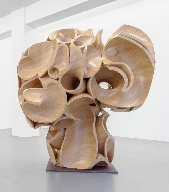 , 'Untitled (Multiple Skull),' 2017, Buchmann Galerie