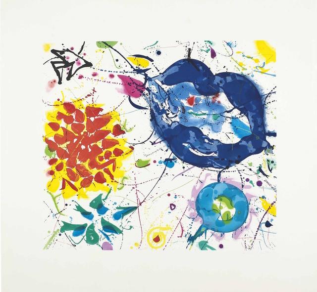 , 'Senza Titolo III,' 1988, Bernard Jacobson Gallery