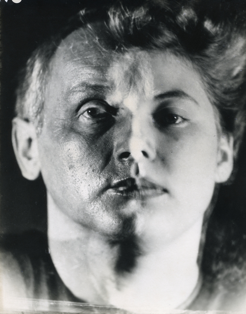, 'Val Terberg and Kathleen,' , Les Douches La Galerie