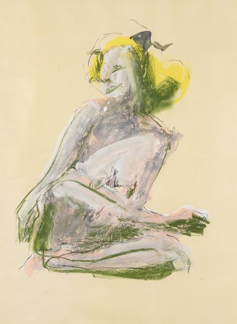 John Altoon, 'Untitled (Kneeling Nude)', Heather James Fine Art