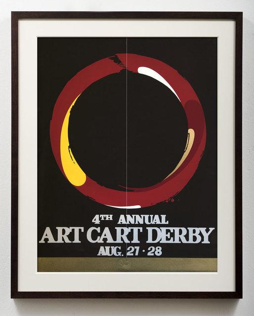 Thomas W. Benton, 'Art Cart Derby', 1980, Gonzo Gallery