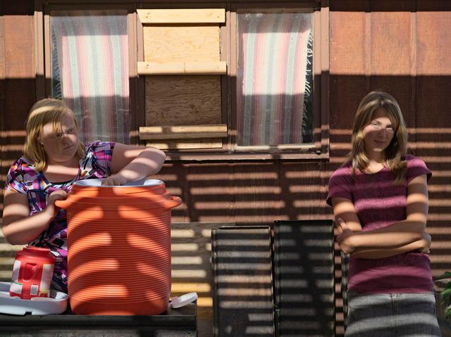 , 'Mikaela And Annie, Baptist Camp Meeting, Clark, Wyoming,' 2010, Fredericks & Freiser