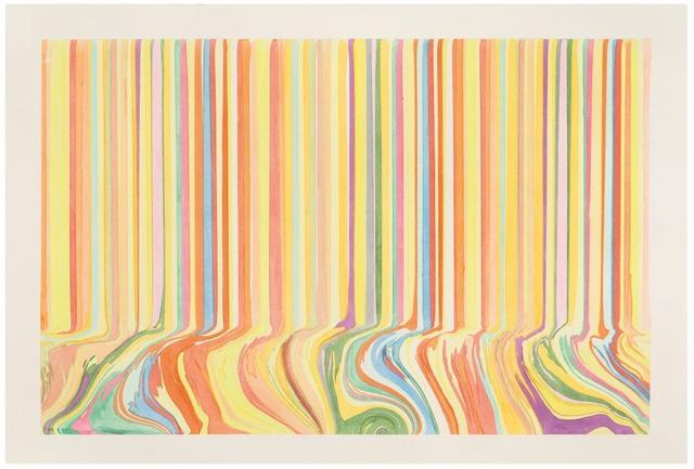 , ' Colourcade Buzz: Triple Repeat Yellow Ghost,' 2017, Alan Cristea Gallery