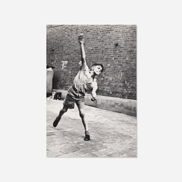 Bowler, Street Cricket, Addison Place