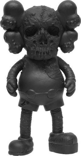 KAWS, 'Pushead Companion Black', 2006, Dope! Gallery