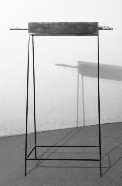 , 'Volume,' 2017, Galleria Giovanni Bonelli