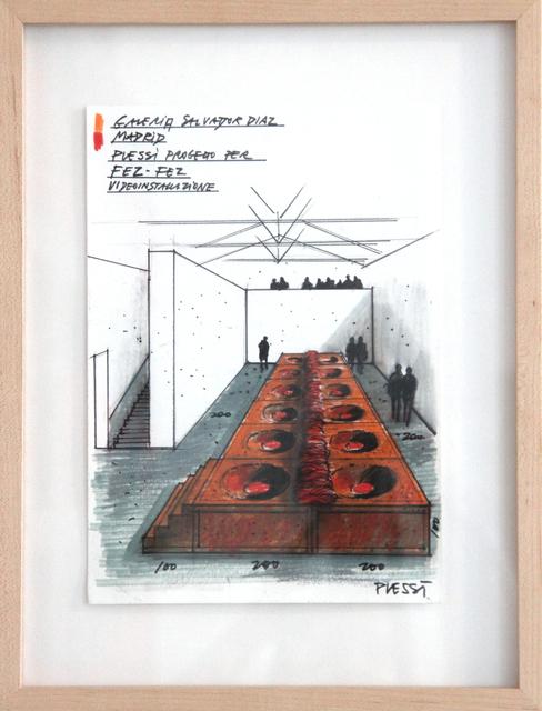 , 'Fez,' , Mario Mauroner Contemporary Art Salzburg-Vienna