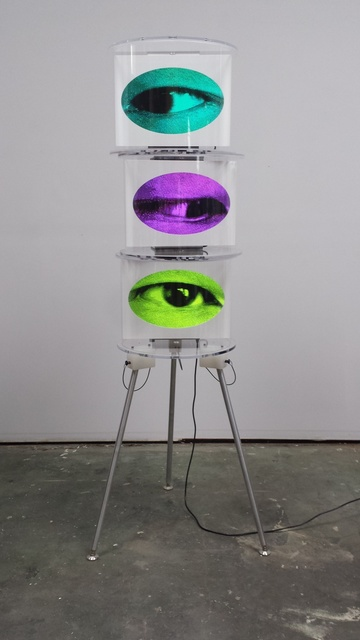 , 'Optical Cylinder V,' 2016, Hosfelt Gallery