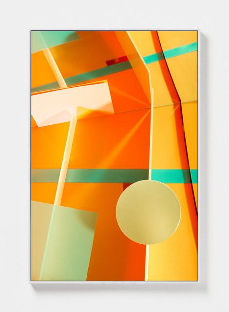 , 'Orange Push,' 2019, ARC ONE Gallery