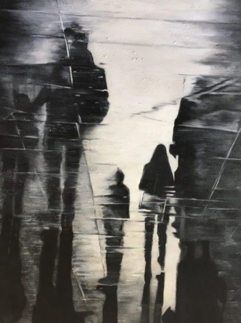 , 'Wet Shadow,' 2016, CuratorLove