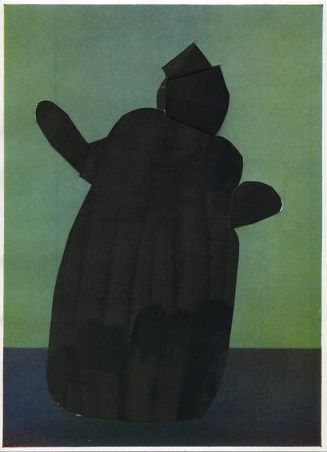 , 'Untitled (figure 9),' 2017, The Ravestijn Gallery
