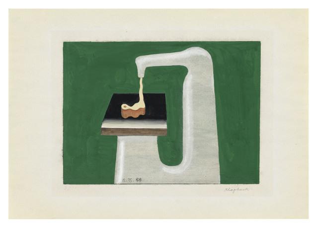 , 'Fruchtbarkeit,' 1960, Ludorff