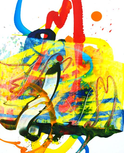 , 'Beginning of the stop-2017-39,' 2017, Artflow