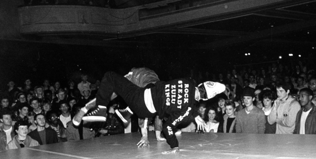 , 'Rock Steady Crew ,' 1982, Getty Images Gallery