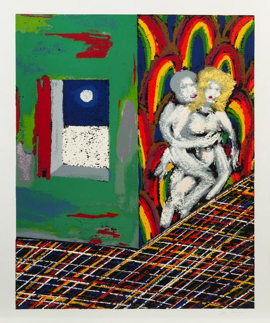 Lucas Samaras, 'Clenched Couple', 1975, Hindman