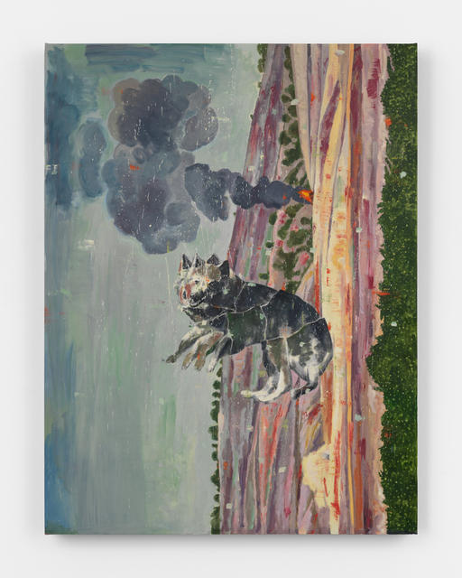 , 'Silenced,' 2017, Barakat Contemporary