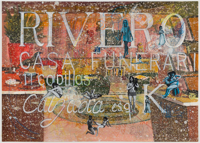 , 'Vedado (No. 20),' 2006, Track 16 Gallery