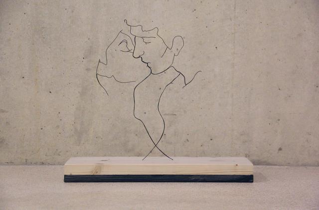 , 'The Kiss,' 2016, Barbara Frigerio Contemporary