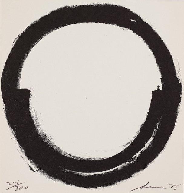 Richard Serra, 'Untitled', 1973, RAW Editions: The Edit V