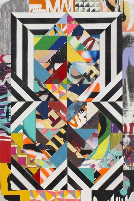 , '2719 Fullerton,' 2013, Jonathan LeVine Projects