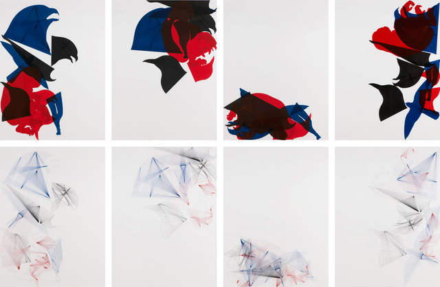 , 'Skeleton Images: Azar Compositions,' 2010, Highpoint Editions