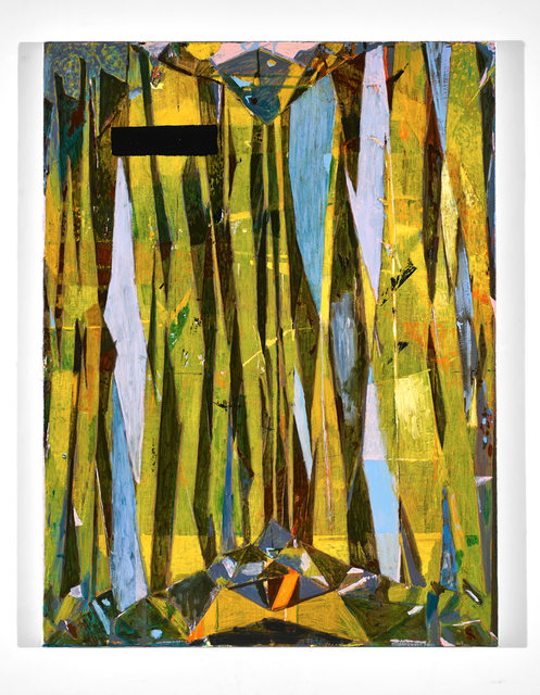 , 'The Heat of Geometry,' 2017, Mindy Solomon Gallery