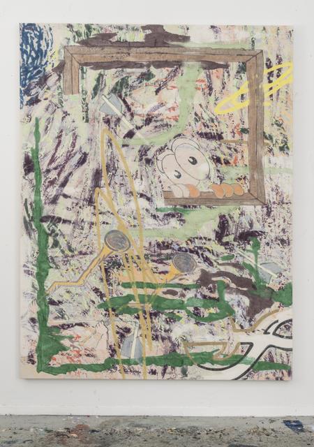 , 'Cherub Salad,' 2016, NINO MIER GALLERY