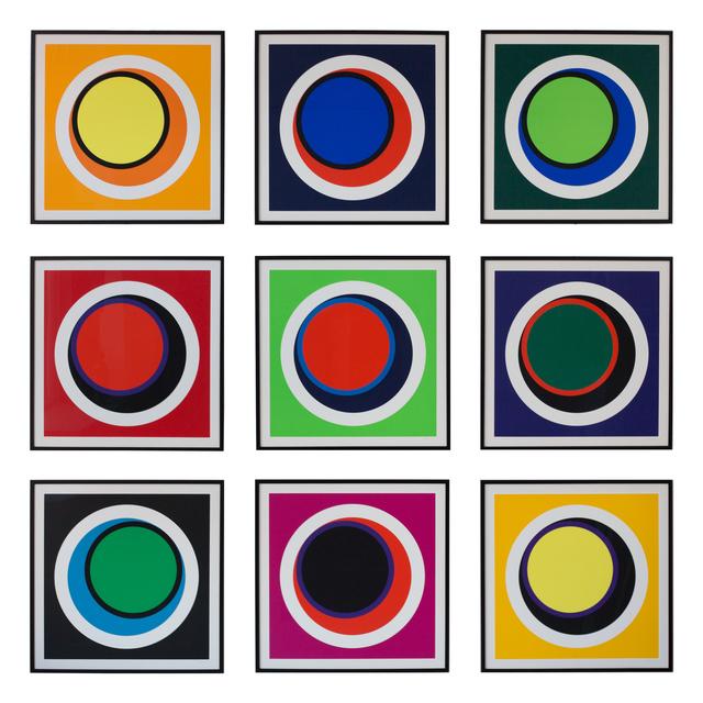 """, 'Portfolio """"H"""",' 1970, Galerie Calderone"""
