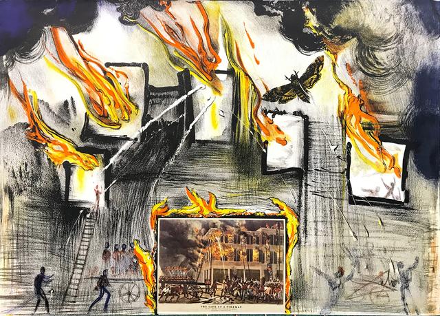 Salvador Dalí, 'FIRE! FIRE! FIRE!', 1971, Gallery Art