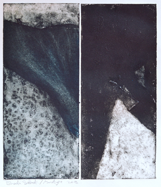 Shada Safadi, 'Separation #1', 2018, Zawyeh Gallery